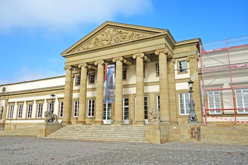Stuttgart Devlet Doğal Tarih Müzesi Almanya
