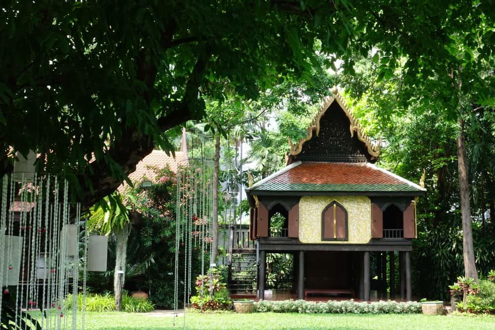 Suan Pakkad Saray Müzesi Bangkok Tayland