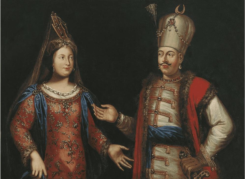Sultan ve Haseki