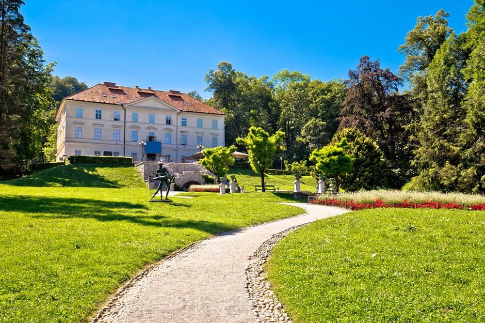 Tivoli Parkı Slovenya