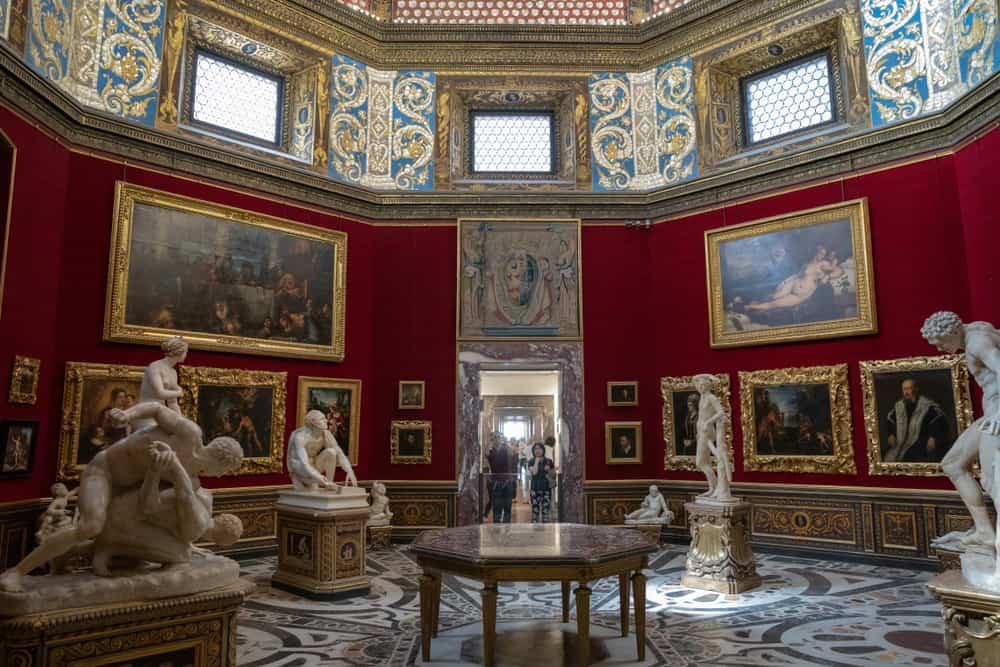 Uffizi Müzesi İtalya