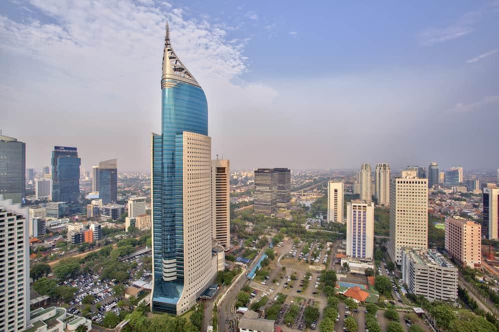 Wisma 46 Jakarta Endonezya