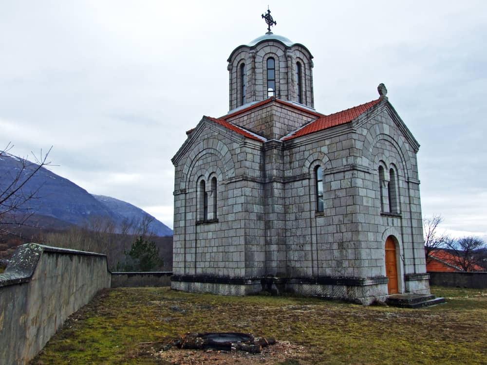 Yükseliş Kilisesi (Crkva-Svetog-Vaznesenja) Belgrad