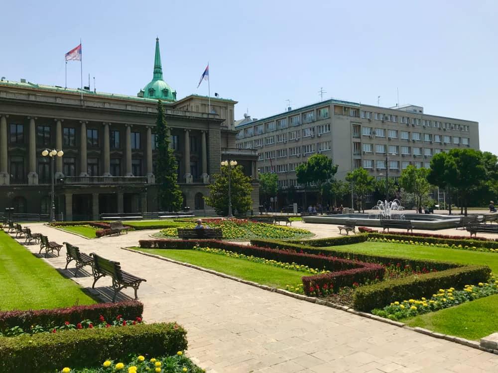 Yeni Saray (Novi Dvor) Belgrad