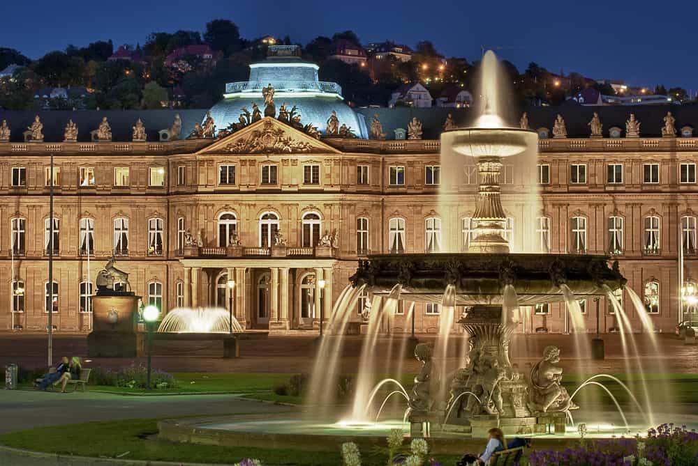 Yeni Saray Stuttgart Almanya