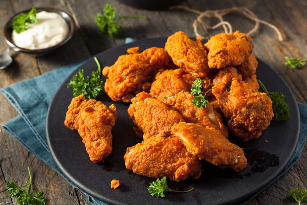 Çıtır Tavuk Butları