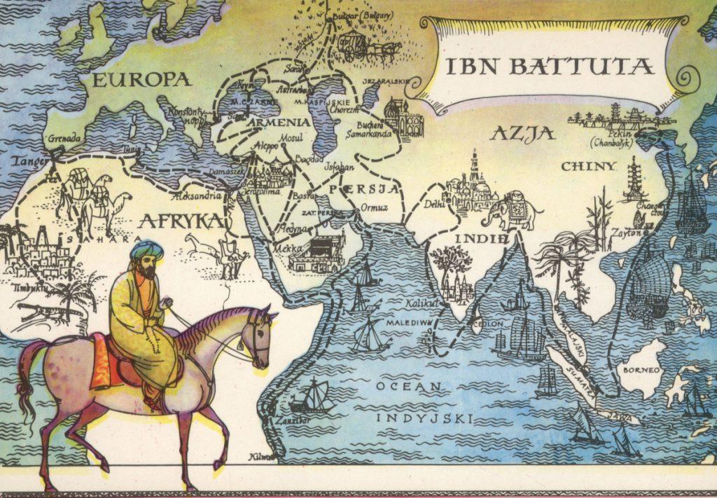 İbn Battuta Seyahatnamesi - İbn Battuta (1325 - 1354)