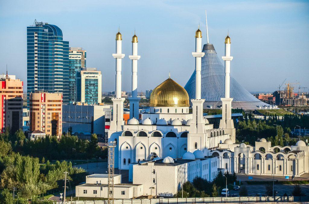 Astana Camii Kazakistan