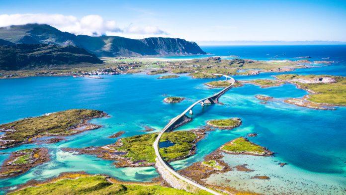 Atlantik Yolu, Norveç