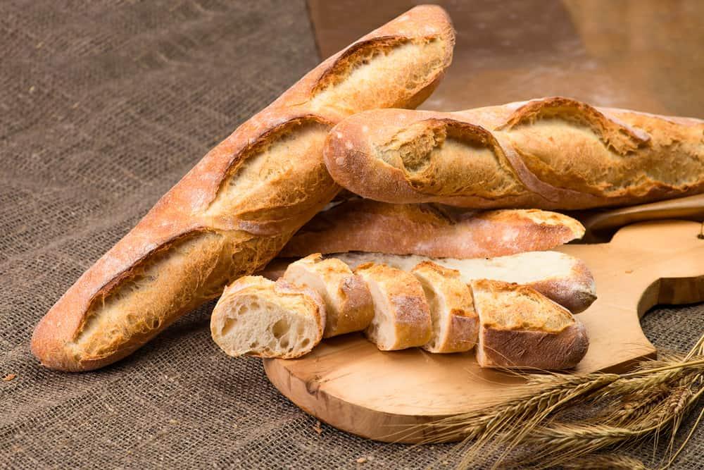 Baget ekmeği, Fransa