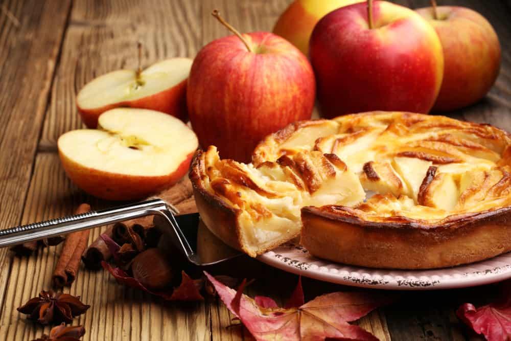 Elmalı Tart Tatine