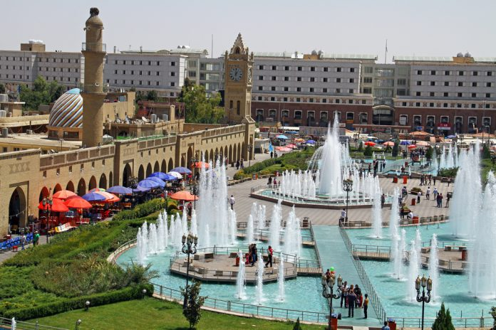 Erbil Ana Meydanı