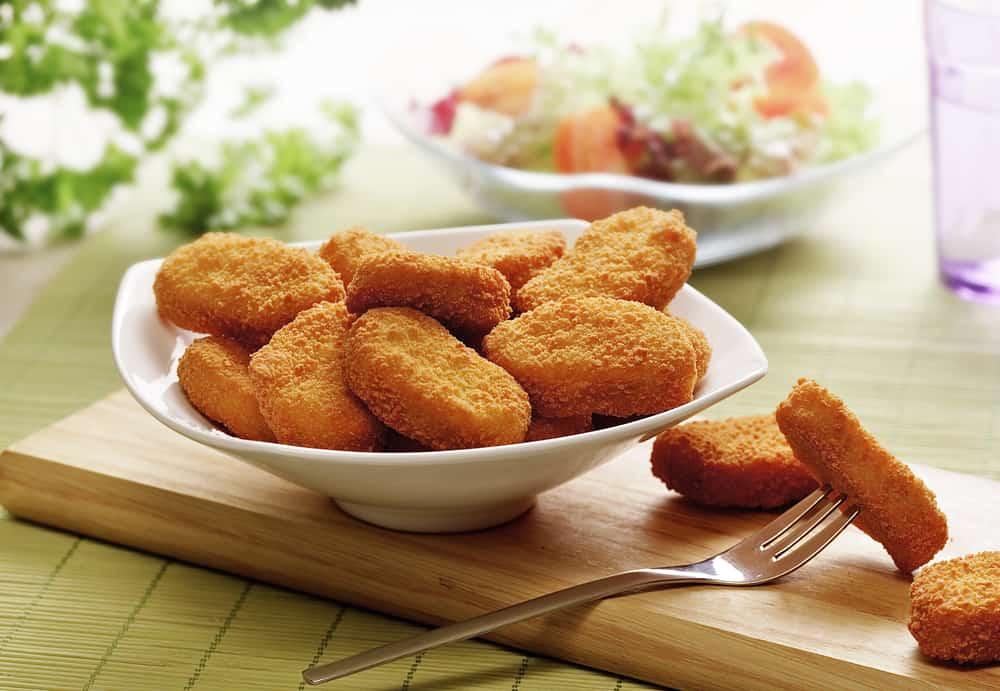 Fırında Nuggets