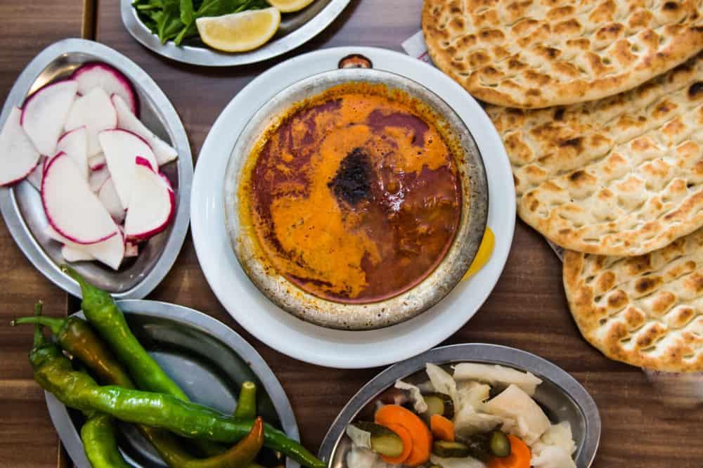 Gaziantep Kahvaltısı Beyran