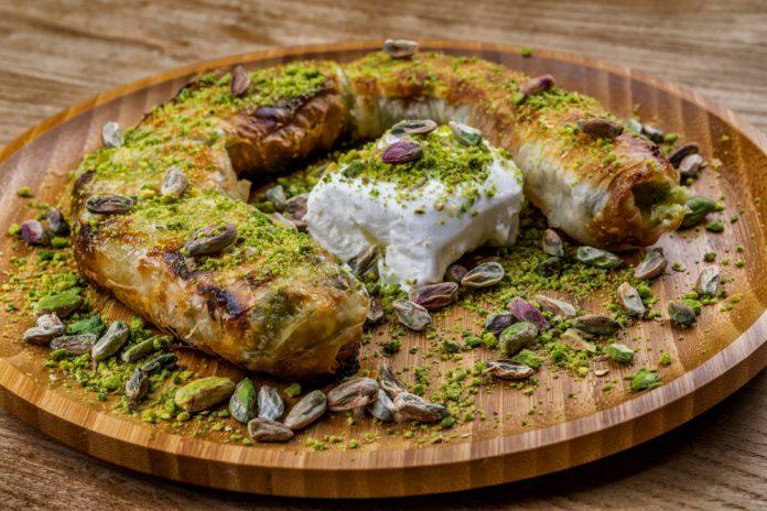 Gaziantep Kahvaltısı Katmer