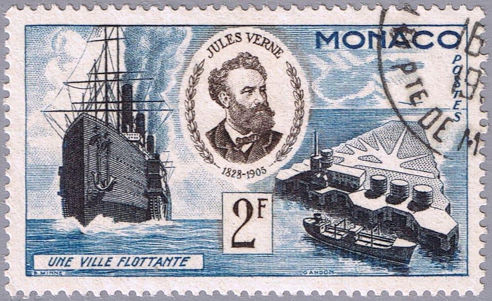 Jules Verne Posta Pulu