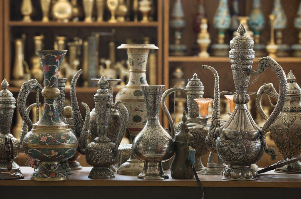 İstanbul'un Antikacıları- Bakır İbrik
