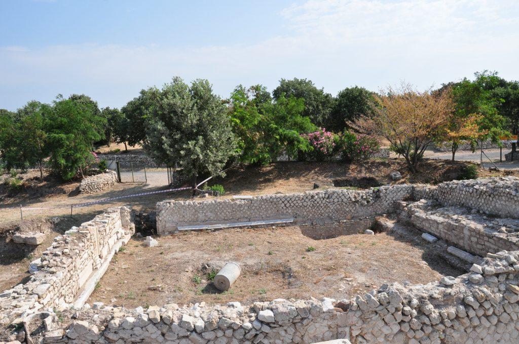Alexandria Troas Çanakkale