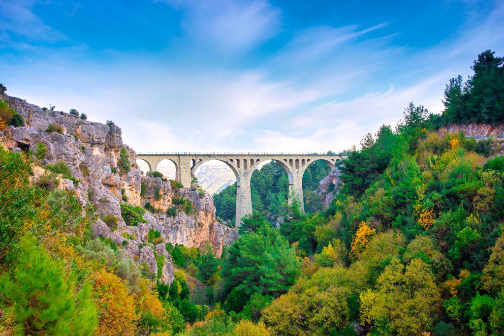 Alman (Varda) Köprüsü – Adana