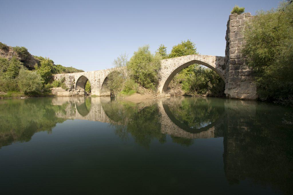 Belkıs (Köprüçay) Köprüsü – Antalya