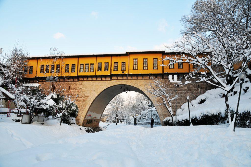Irgandi Köprüsü Bursa