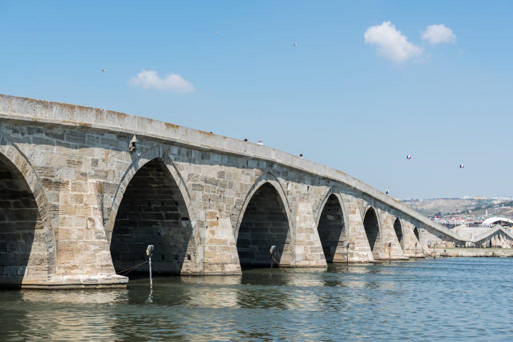 Büyükçekmece Köprüsü İstanbul