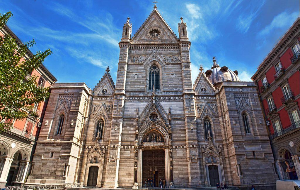 Napoli Katedrali (Duomo di Napoli) İtalya