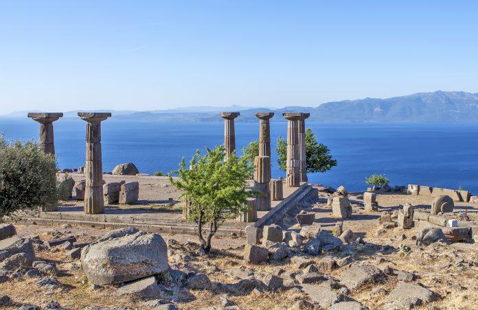 Troya Antik Kenti Çanakkale
