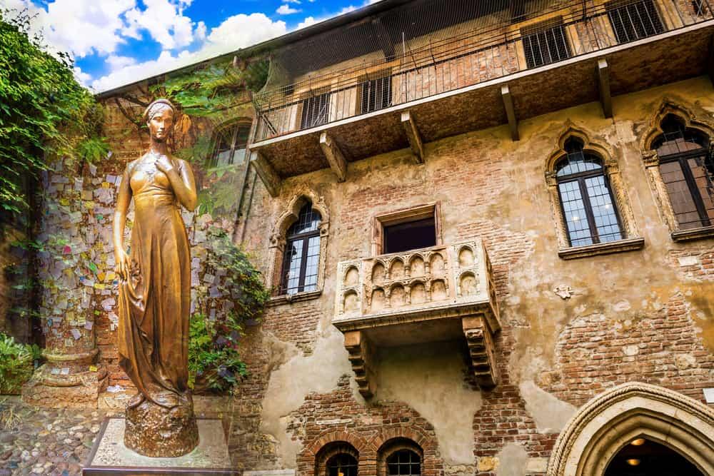 Verona İtalya- Juliet Evi (Casa di Giulietta)