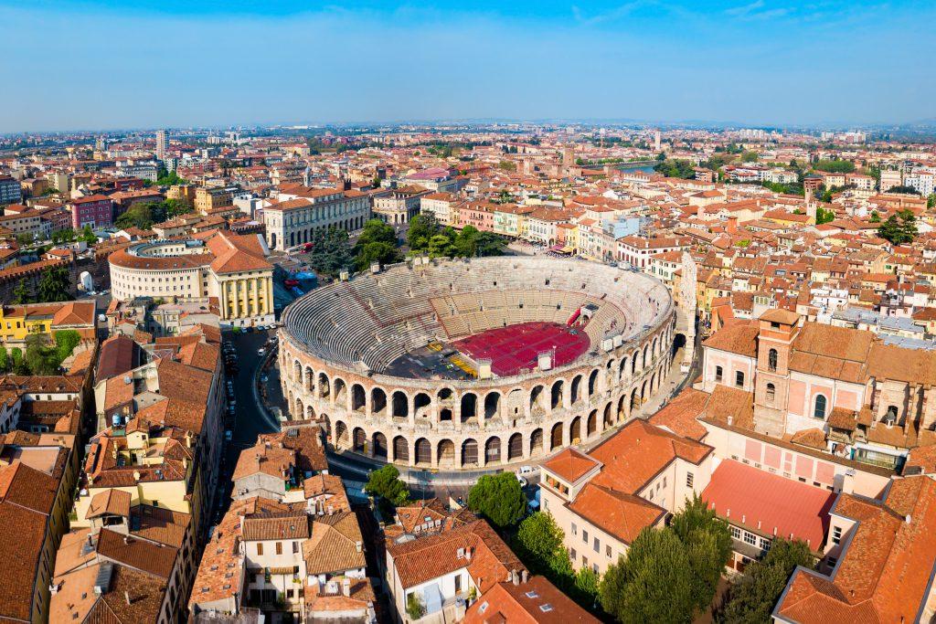 Verona Arenası (Arena di Verona)- İtalya