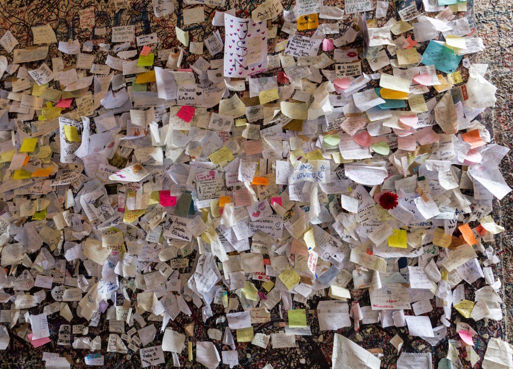 Juliet'e Mektuplar, Verona