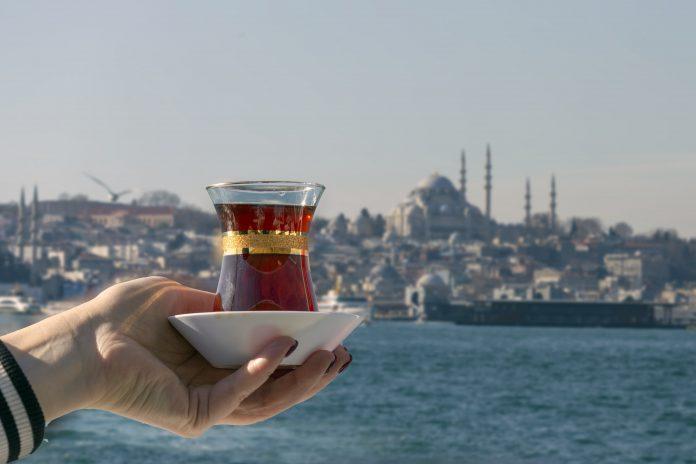 İstanbul Açık Havada Çay