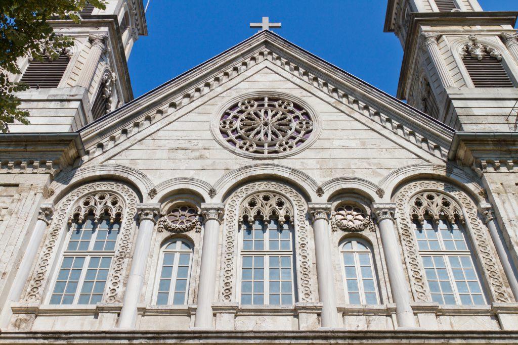 Aya Triada Kilisesi Cihangir İstanbul