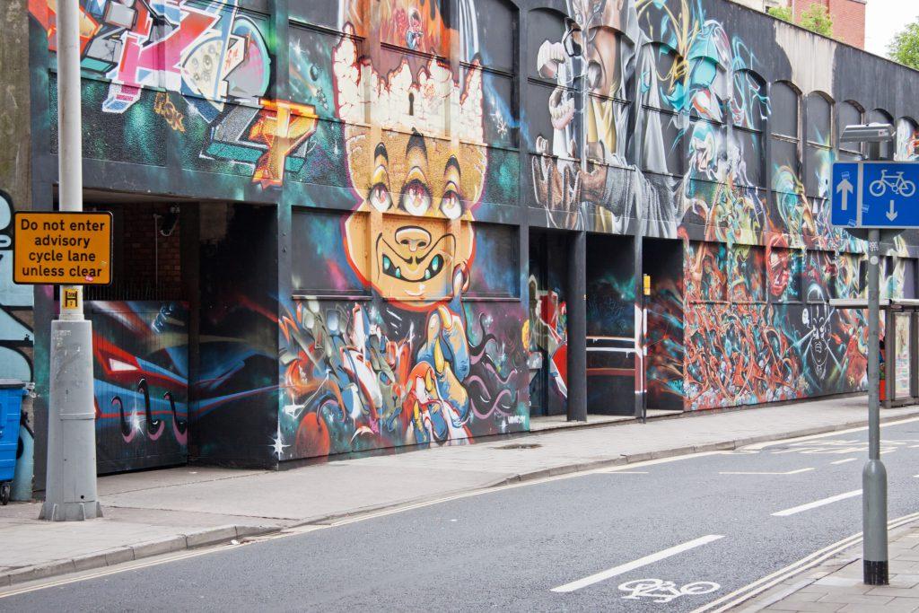 Bristol Duvar Kağıdı, İngiltere