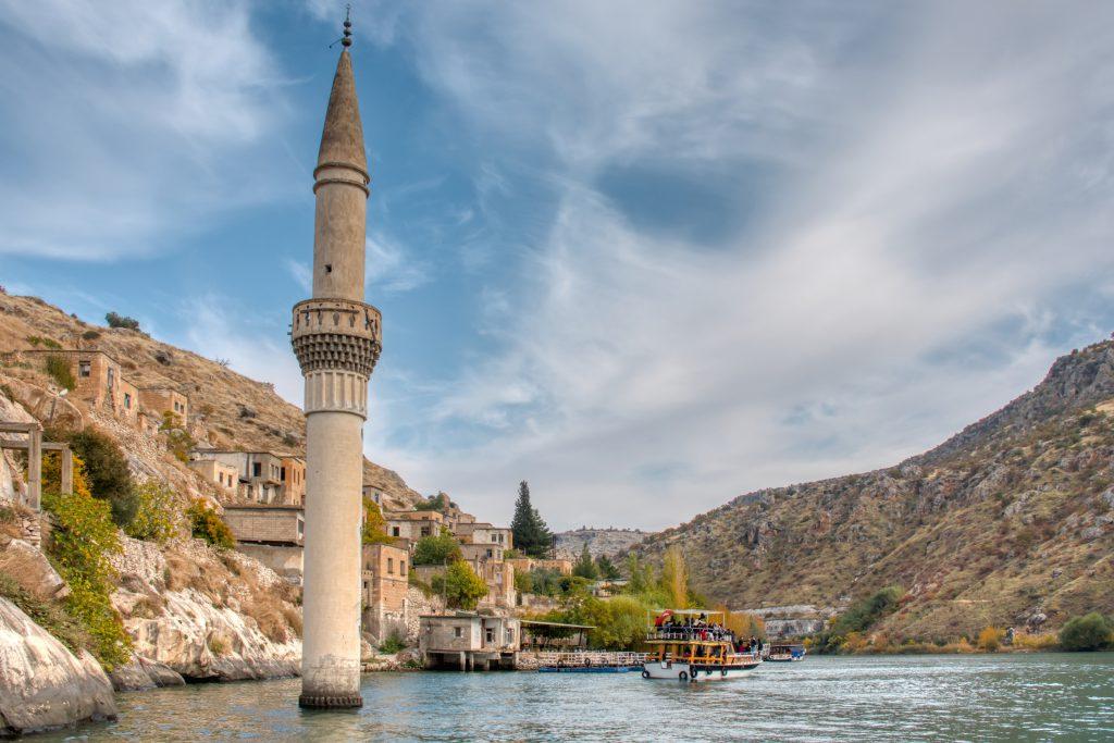 Eski Halfeti ve Rumkale, Şanlıurfa, Gaziantep