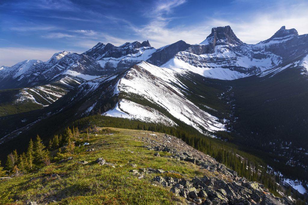 Fortress Dağı Alberta Kanada