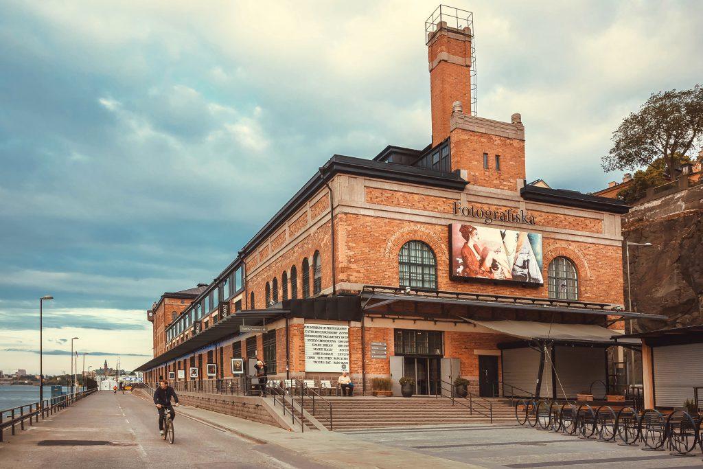 Fotografiska Fotoğraf Müzesi, Stockholm, İsveç