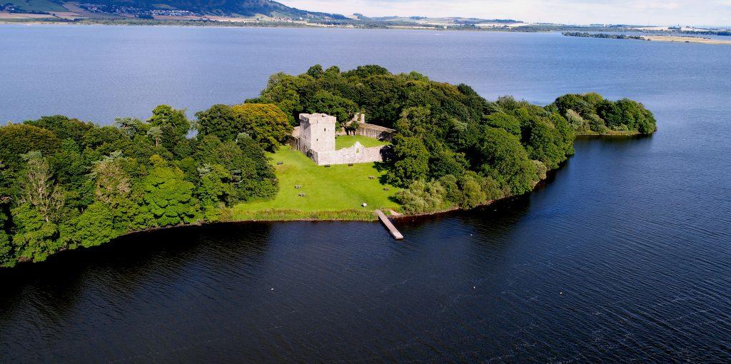 Loch Leven İskoçya