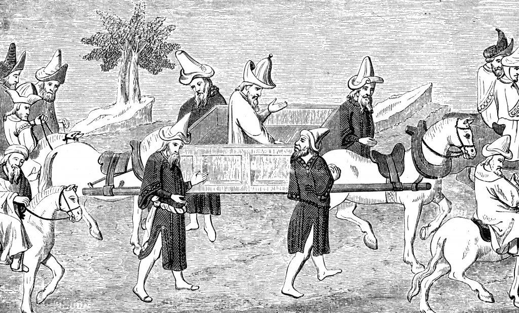 Marco Polo'nun İpek Yolu Seyahati