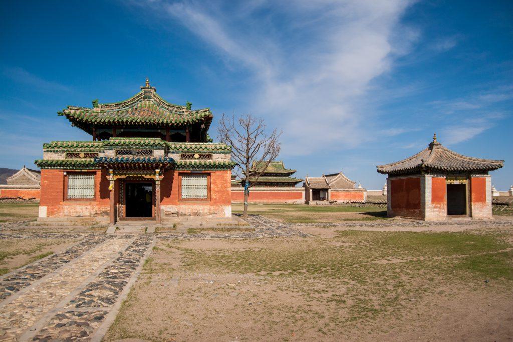 Erdene Zuu Manastırı Moğolistan