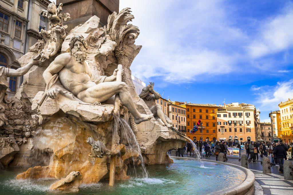 Navona Meydanı, Roma