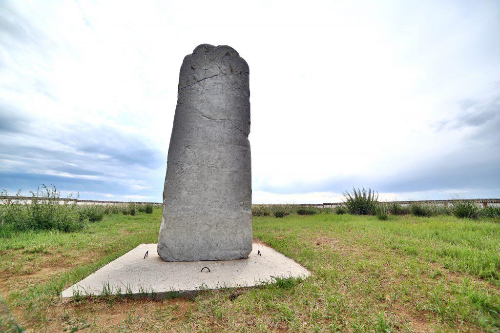 Bilge Kağan Anıtı, Moğolistan