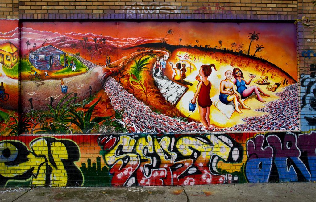 San Francisco, Amerika Birleşik Devletleri Duvar Sanatı