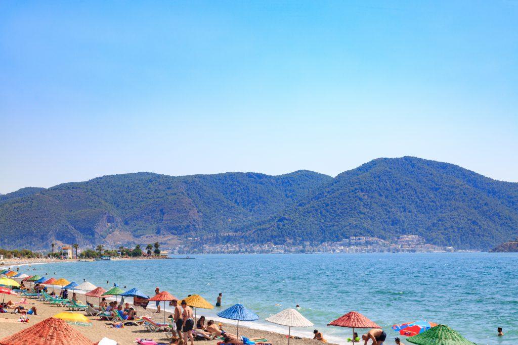 Çalış Plajı, Merkez, Fethiye