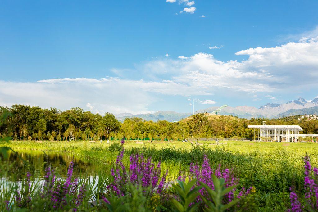 Almatı Botanik Bahçesi, Kazakistan