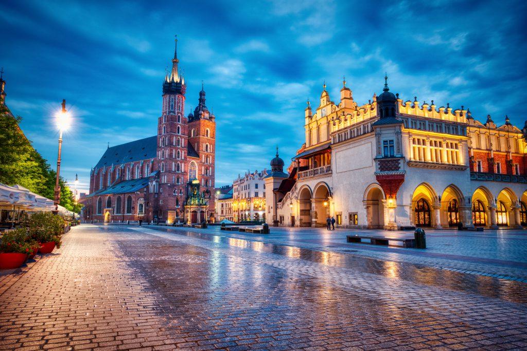 Rynek Główny – Ana Meydan, Krakow