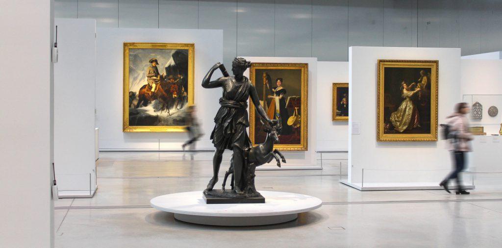 Versay Dianası, Louvre
