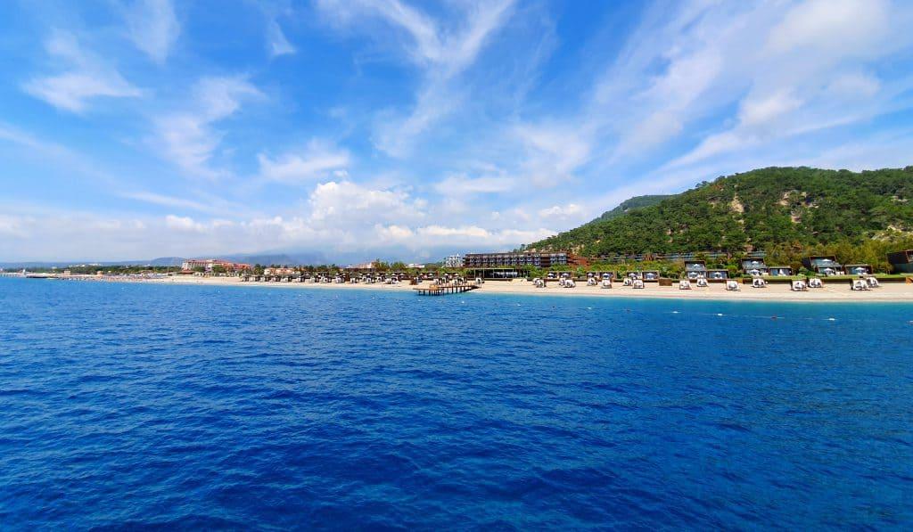 Atatürk Parkı Halk Plajı (Beldibi Plajı), Kemer, Antalya