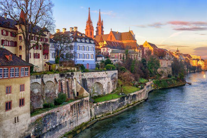 Basel, İsviçre