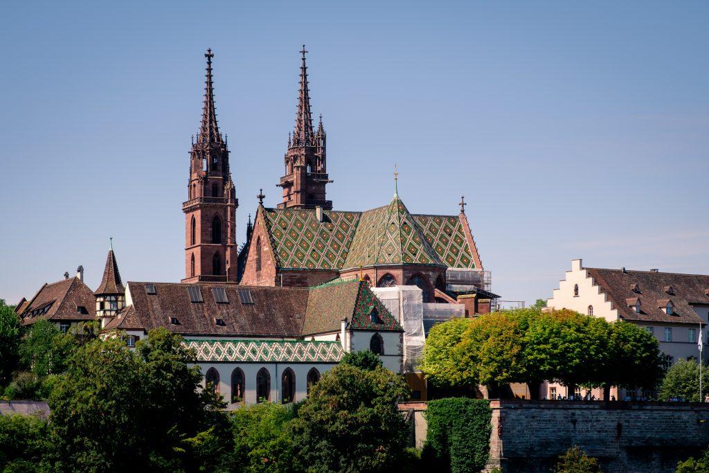 Basel Manastırı (Basler Münster), Basel, İsviçre